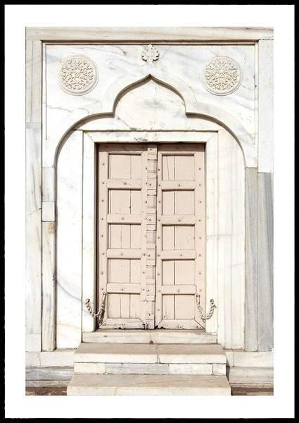 Bilde av WARM DOOR PLAKAT