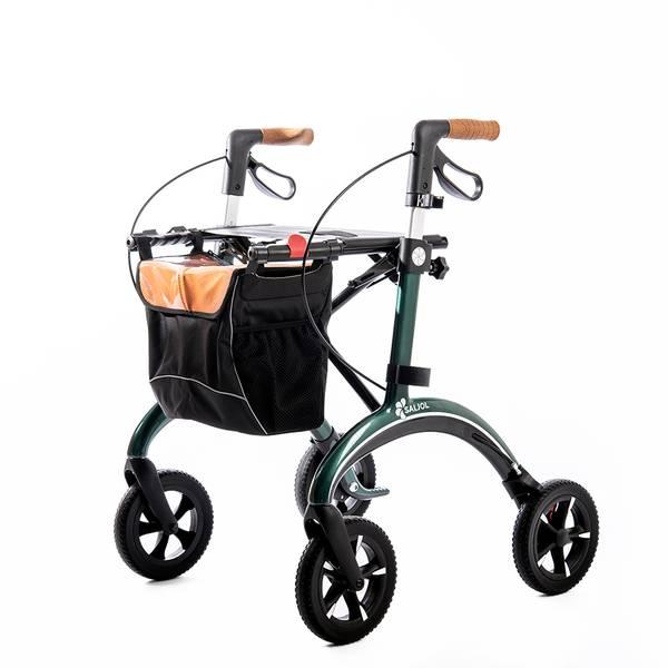 Bilde av Premium karbon rullator (lettvektsrullator)