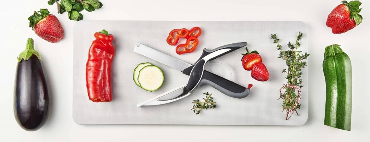 VB Ergonomisk kniv-saks