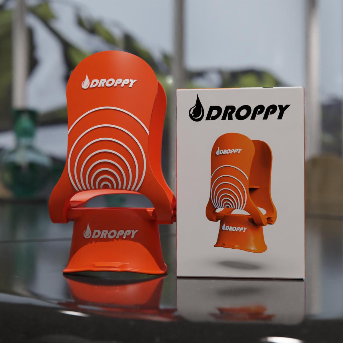 Droppy-øyedråpestøtte