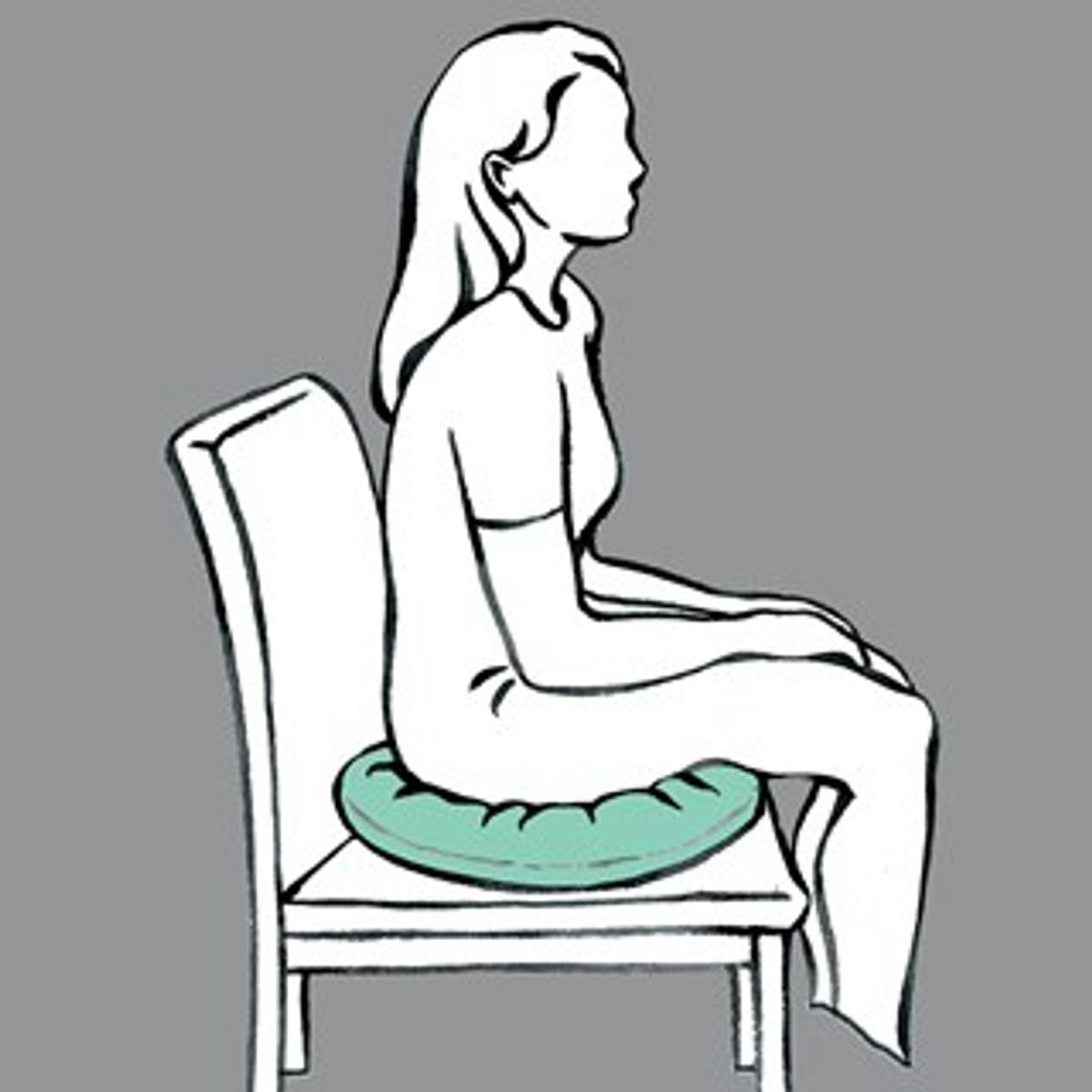 Etac Rhombo-fill sittering under 60 kg