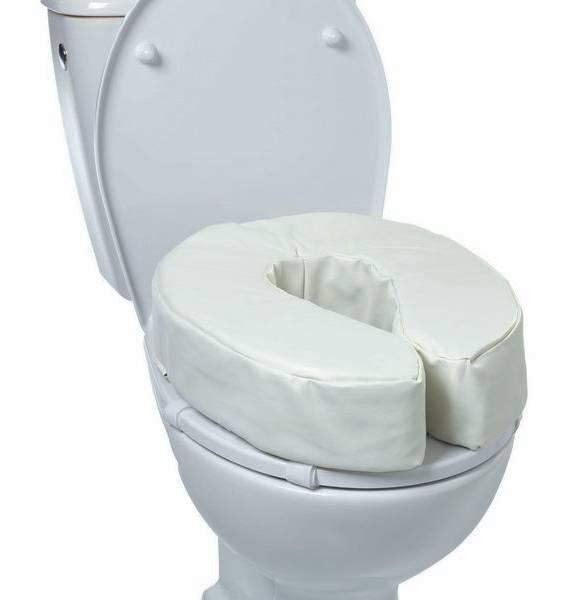 Bilde av VB Myk toalettforhøyer