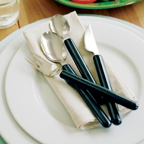 Bilde av Etac light dessertskje,smalt håndtak