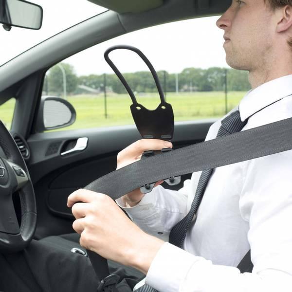 Bilde av VB Bilbelteholder