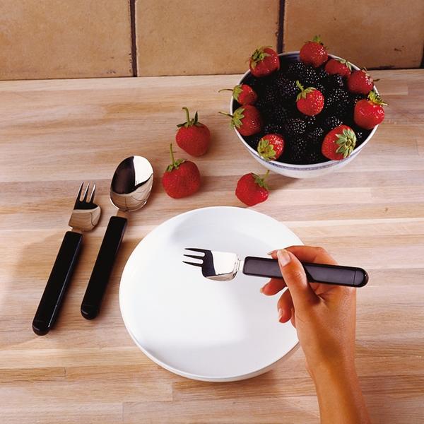 Bilde av Etac Light kniv/gaffel venstrehendt