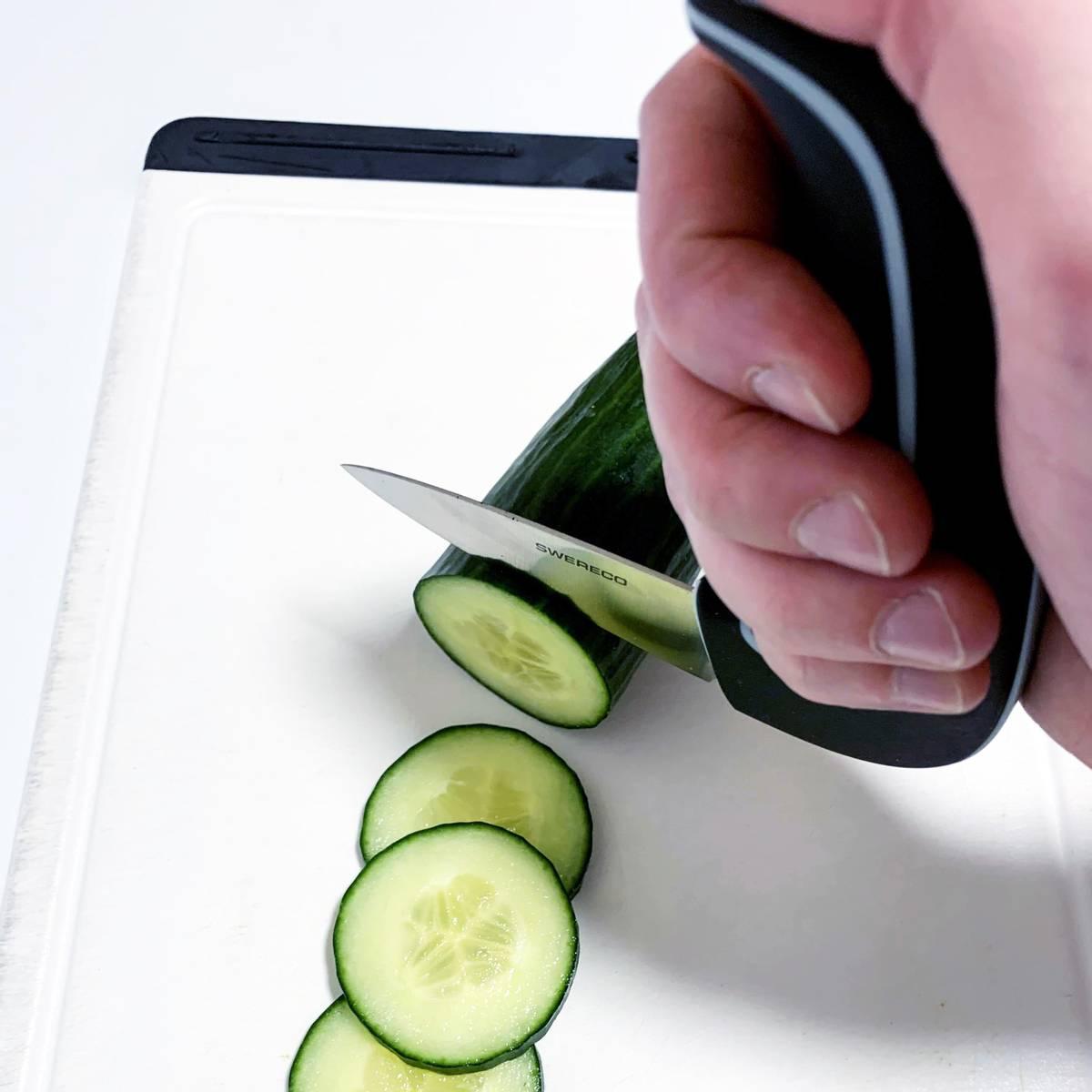 Frukt- og skrellekniv