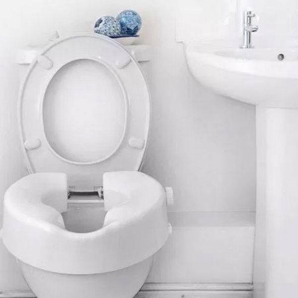 Bilde av VB Ergonomisk toalettforhøyer