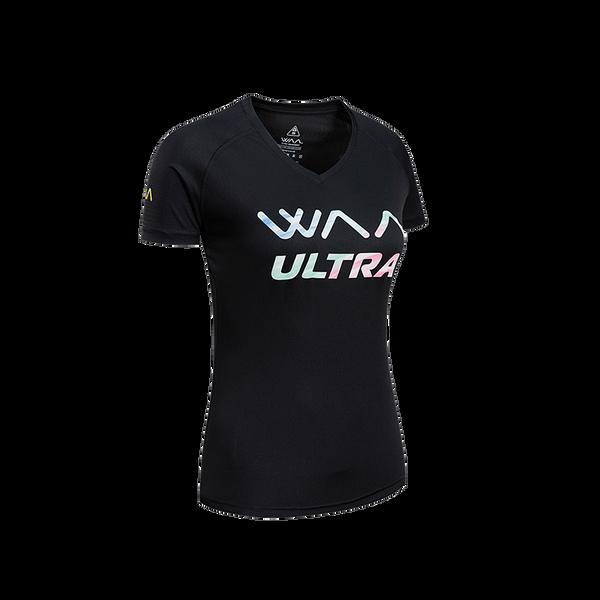 Bilde av WAA-ULTA WOMEN'S ULTRA LIGHT T-SHIRT 3.0 BLACK