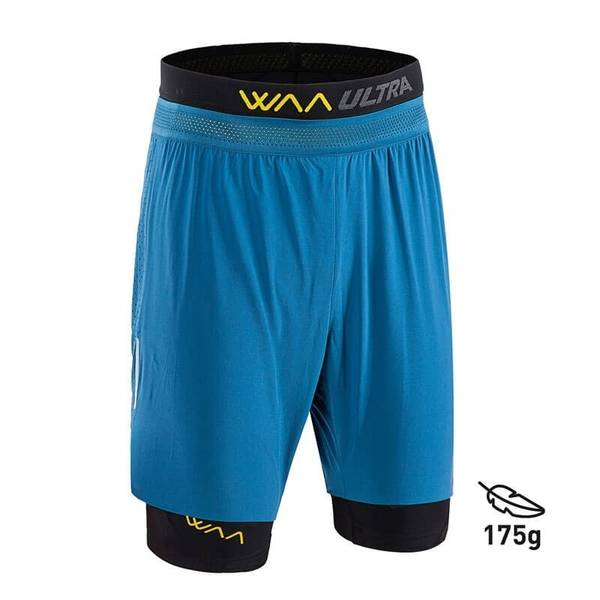 Bilde av Waa-Ultra Ultra Short 3in1 Hawaiian Blue