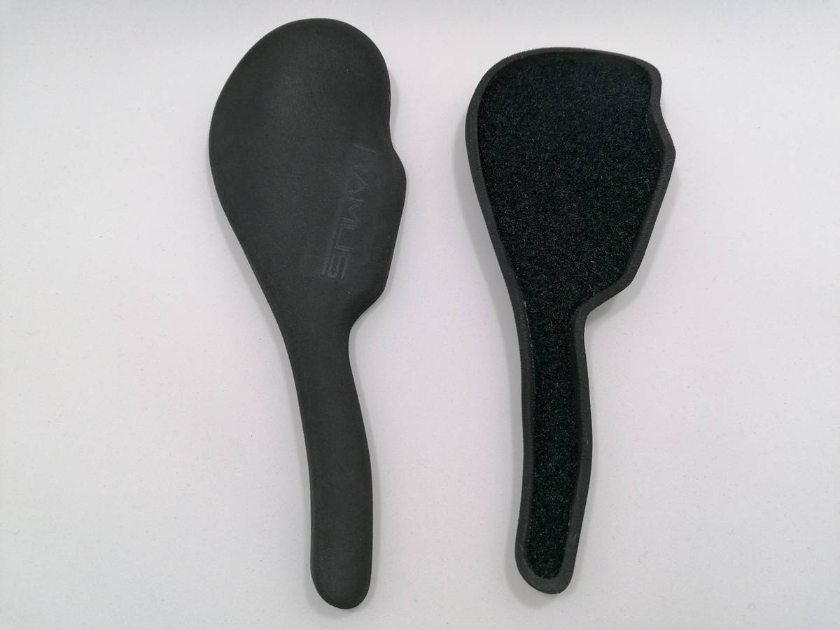 Firm RAMUS 120/140 Seat Pad 5mm Black