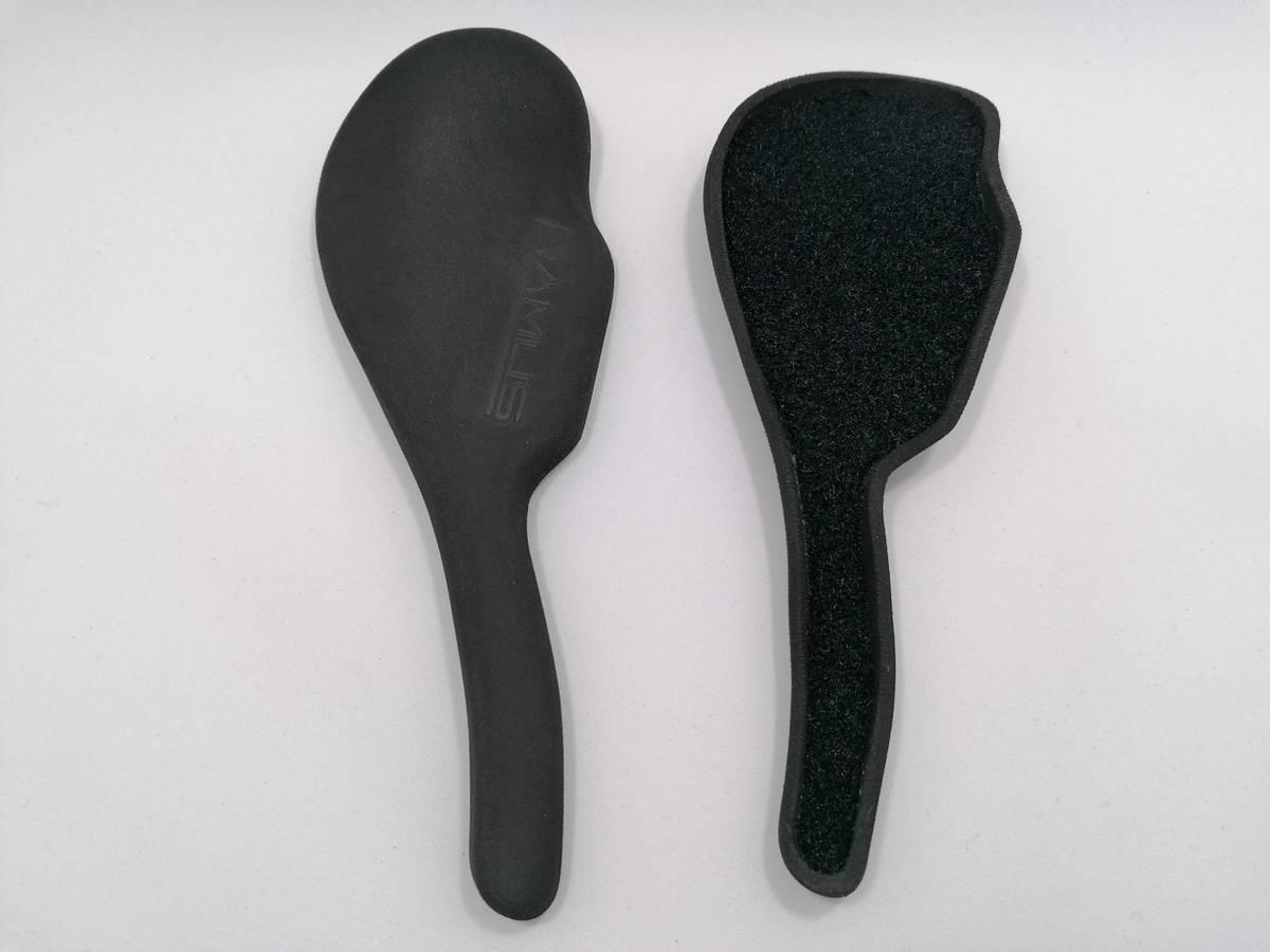 Firm RAMUS 115/135 Seat Pad 5mm Black