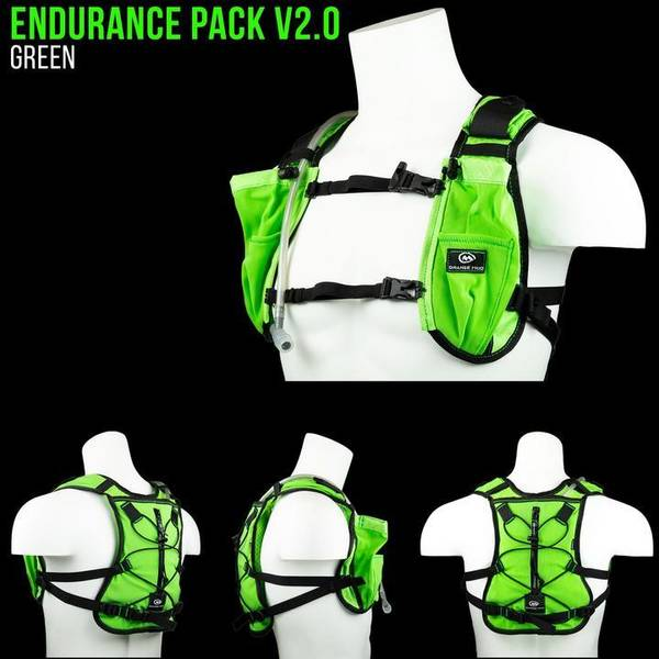 Bilde av Orange Mud Endurance Pack 70z Lime Green 2.0
