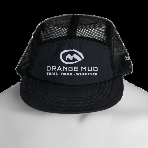 Bilde av Orange Mud The Squishy Hat Black and white