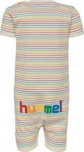 Bilde av HUMMEL RAINBOW BODYSUIT WHISPER WHITE