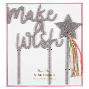 Bilde av MERI MERI Make A Wish Akryl Toppers