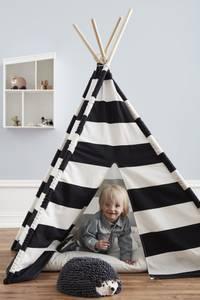 Bilde av KIDS CONCEPT Tipi Leketelt Svart/hvit