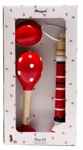 Bilde av MAGNI Instrument sett i 3 deler