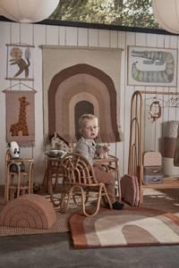 Bilde av OYOY Sjiraff Veggdekorasjon - Rose