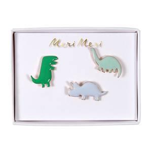 Bilde av Dino emalje pins
