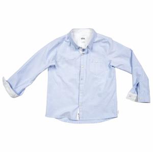 Bilde av EBBE Pilatus Oxford Skjorte - Light Blue Oxford