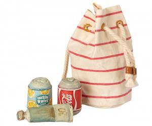 Bilde av MAILEG Bag w. beach essentials Strandbag