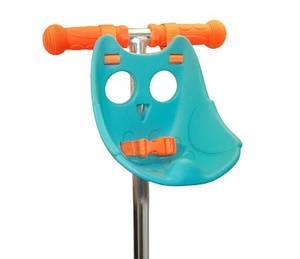 Bilde av Dukkesete til sparkesykkel og sykkel - Aqua blue