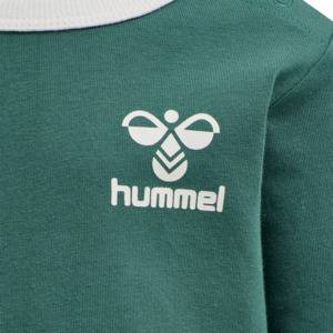 Bilde av HUMMEL MAUI  T-SHIRT Blue Spruce