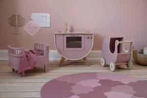 Bilde av SEBRA babyteppe Blossom Pink