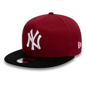 Bilde av New Era NY Yankees 950 Color Block Youth  - Red