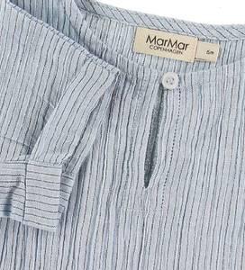 Bilde av MarMar Baby Skjorte Blue Stripe