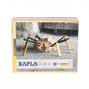 Bilde av KAPLA Spider Case 75pcs