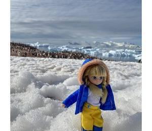 Bilde av LOTTIE Dukke Snow Day