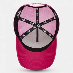Bilde av NEW ERA NY Mesh Youth Pink A-Frame Trucker