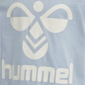 Bilde av HUMMEL TRES T-SHIRT Blue Fog