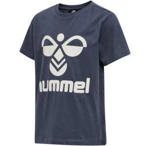 Bilde av HUMMEL TRES T-SHIRT Ombre Blue