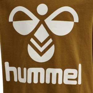 Bilde av HUMMEL TRES T-SHIRT Rubber