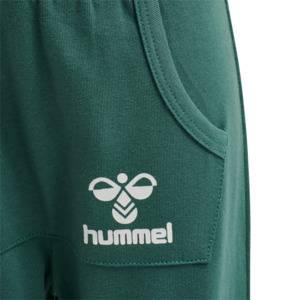 Bilde av HUMMEL FUTTE PANTS NAVY Blue Spruce