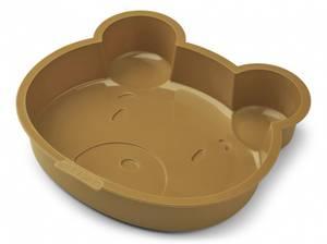 Bilde av LIEWOOD Amory kakeform - Mr bear golden caramel