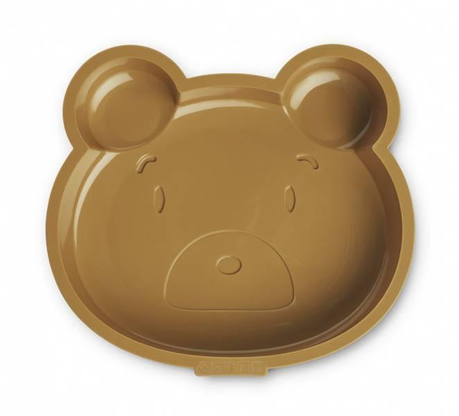 LIEWOOD Amory kakeform - Mr bear golden caramel