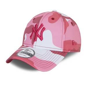 Bilde av NEW ERA 940 NY Camo Infant - Pink