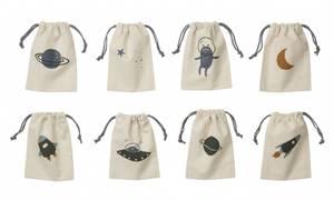 Bilde av LIEWOOD Darcey dust bag 8 pk - Space multi mix