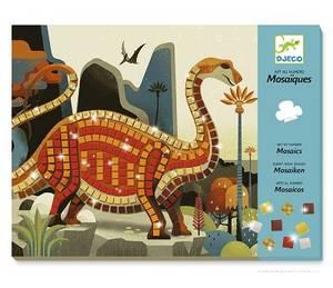Bilde av DJECO Hobby Mosaikksett Dinosaur
