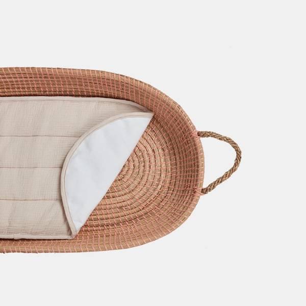 OLLI ELLA Luxe Organic Cotton Liner Oat