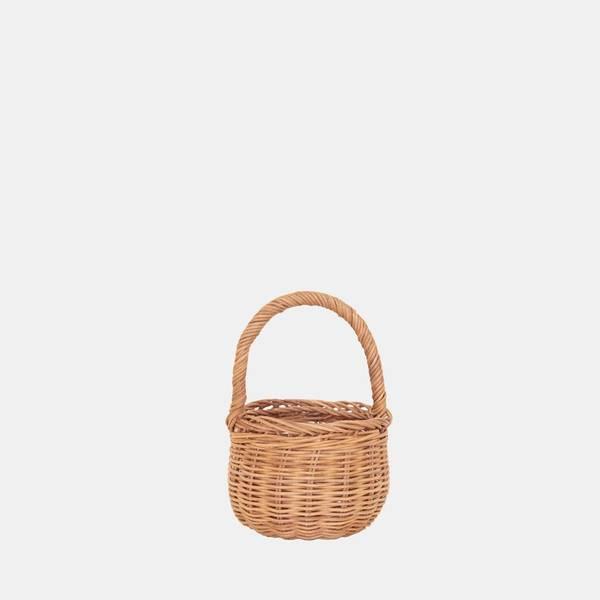 OLLI ELLA Berry Rattan Basket