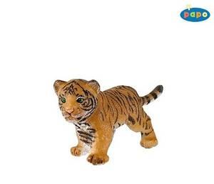 Bilde av PAPO Miniatyrfigur Tigerunge