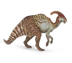 Bilde av PAPO Miniatyrfigur Dinosaur Parasaurolophus