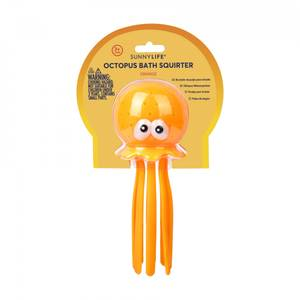 Bilde av SUNNYLIFE Octopus Bath Sq Badeleke - Orange
