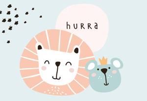 Bilde av Kort - Hurra