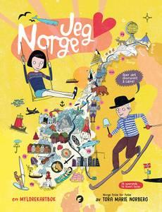 Bilde av Jeg elsker Norge! Tora Marie Norberg