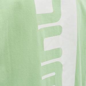 Bilde av HUMMEL ETHAN T-Shirt Green Ash